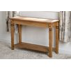 Alpen Home Boundary Ridge Console Table