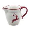 Gmundner Keramik 500 ml Milchkännchen Hirsch