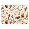 Ulster Weavers Woodland Placemat (Set of 4)