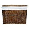 Woodluv Storage Wicker Basket