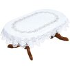 Castleton Home Oval Tablecloth