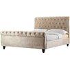 Bel Étage Chesterfield Upholstered Bed Frame