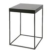 Woood Meert Metal Side Table