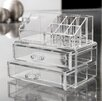 C.I.E 2 Drawer Organiser Storage Container