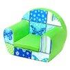 Just Kids Butterfly Children's Foam Chair