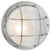 Hokku Designs Court 1 Light Outdoor Bulkhead Light