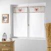 dCor design Adele Straight Net Cafe Curtain
