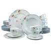 Creatable Gloria Meissen 30 Piece Dinnerware Set, Service for 6