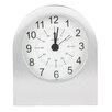 Control Brand Verichron Aircraft Grade Aluminum Alarm Tabletop Clock