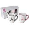 Gmundner Keramik 2-tlg. Kaffeetassen-Set