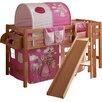 TICAA Fino Single Mid Sleeper Bed Incl. Mattress