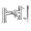 Saneux Pascale Twin Exposed Shower Valve