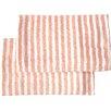 Bacati Ikat/Stripes Muslin Fitted Crib Sheets (Set of 2)