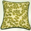 McAlister Textiles Novelty Tapestry Maidenhair Fern Cushion Cover