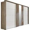 Wimex Schwebetürenschrank Sevilla, 210 cm H x 270 cm B x 65 cm T