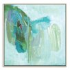 Artist Lane 'Under the Sea' Framed Painting Print on Canvas