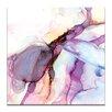 Artist Lane 'Cephalopod Ascent' Framed Painting Print on Canvas