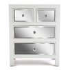 Hokku Designs Lucca 4 Drawer Chest