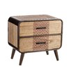 ChâteauChic 2 Drawer Bedside Table