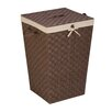 Honey Can Do Woven Strap Laundry Hamper