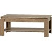 Three Posts Cobaw Coffee Table with Storage