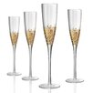 Mint Pantry Conner 6 Oz. Champagne Flute (Set of 4)