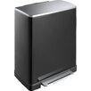 EKO E-Cube 50L Step-On Plastic Bin