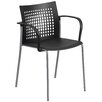 Zipcode Design Flora Stacking Dining Arm Chair