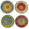 "Alcott Hill Ohlman 10.5"" Dinner Plate (Set of 4)"