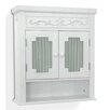 """One Allium Way Paille 21"""" W x 24.19"""" H Wall Mounted Cabinet"""