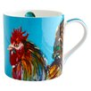 Fairmont and Main Ltd Julie Steel Designs Cockerel Coffee Mug