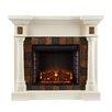 Fleur De Lis Living Clatterbuck Electric Fireplace