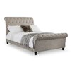 Marlow Home Co. Griggs Upholstered Sleigh Bed