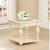 Home & Haus Coady Side Table with Storage