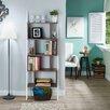 "Mercury Row Bostic 71"" Leaning Bookcase"