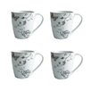 One Allium Way Tiger Mug (Set of 4)