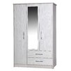 Varick Gallery Cadena 3 Door Wardrobe