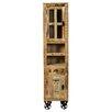 Williston Forge Dallas 44 x 191cm Free-Standing Cabinet