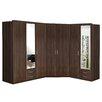 Wimex Omega 2 Door Corner Wardrobe