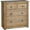 Andover Mills Harold Parker 4 Drawer Chest of Drawers