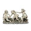Design Toscano Ring Around The Rosie Dancing Little Girls Statue