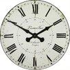Roger Lascelles Clocks Oversized Clockmakers Distressed 60cm Wall Clock
