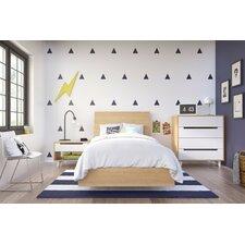Shaurya Platform Customizable Bedroom Set by Wade Logan