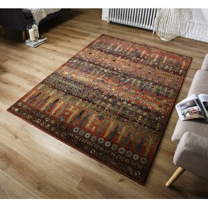 Harpole Brown Rug