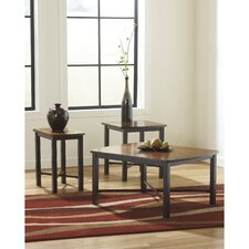 Fletcher 3 Piece Coffee Table Set by Flash Furniture