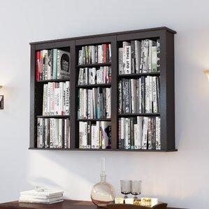 wall mounted storage you'll love | wayfair