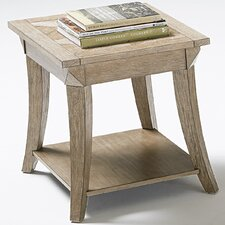 Reticulum End Table by Latitude Run