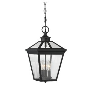 Good Coleg 3 Light Outdoor Hanging Lantern