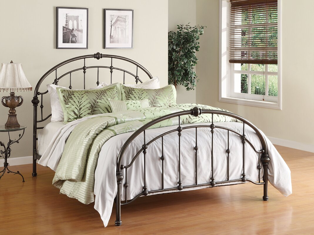 default_name - Iron Bed Frame Queen