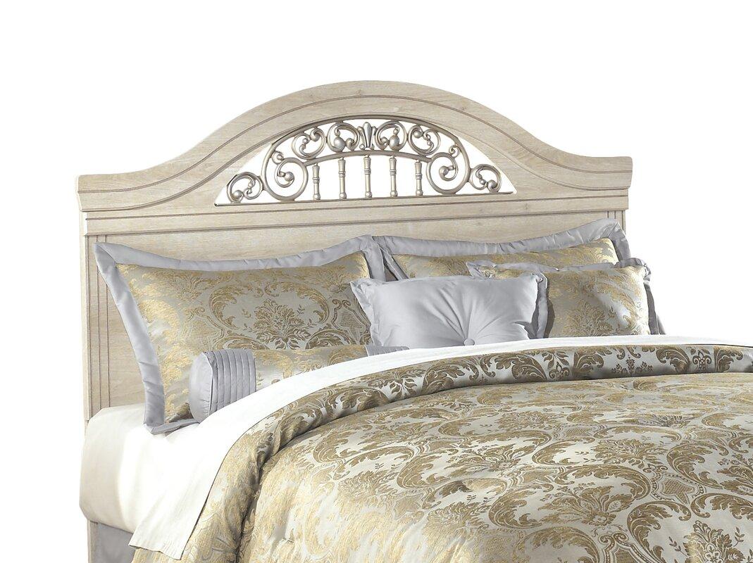 Astoria Grand Johnby Full/Queen Panel Headboard & Reviews